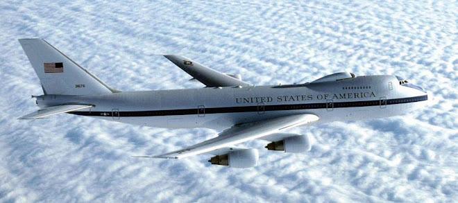 Boeing E-4B NEACP
