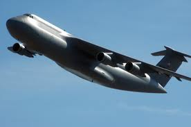 Lockheed C-5B Galaxy