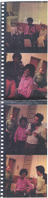 Historia detrás de la foto: Michael: Lecciones de Sinatra Diana+rehearsal
