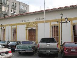 CONSEJO MUNICIPAL y ALCALDIA