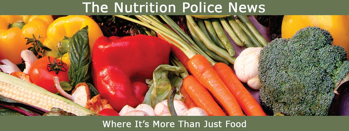 The Nutrition Police News