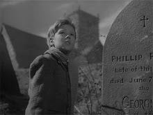 Pip at his Mother's Grave