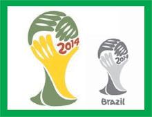 Logotipo da Copa-2014 é divulgado