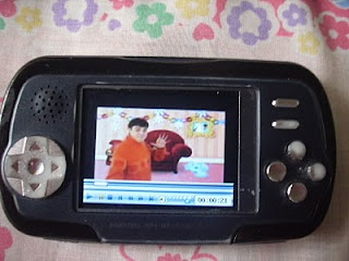 Mp5 Video player