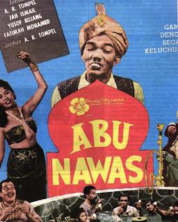 Abu Nawas (Sang Penggeli Hati)