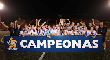 CAMPEONAS SUB 17 CONCACAF