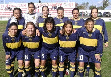 CAMPEONAS APERTURA 2009-2010 DE ARGENTINA