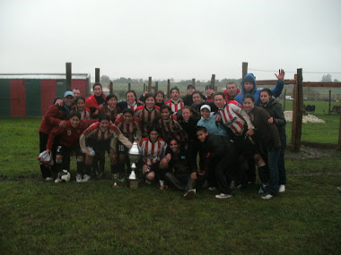 CAMPEONAS URUGUAYAS 2009