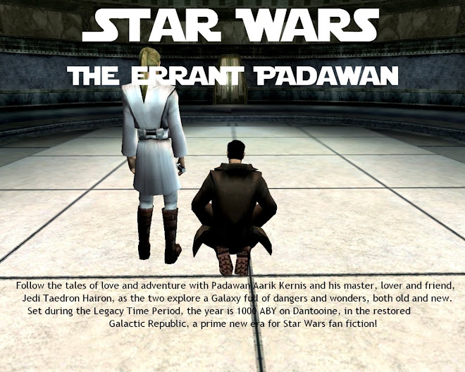 The Errant Padawan