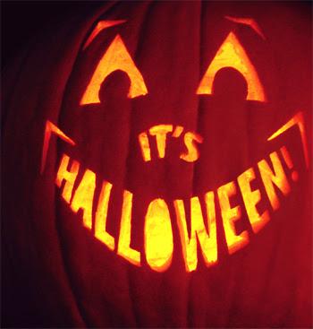 Isto é o Halloween