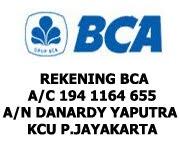 Transfer ke BCA