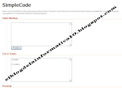 escribir código HTML en blog - captura página simplebits