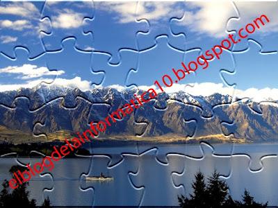 Crear efecto puzzle 3D con Photoshop