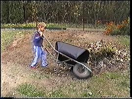 Játék taliga