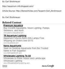 Illegal Google Adwords