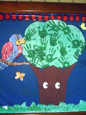 Educa o adventista blog prof ufffd thainara for Mural sobre o meio ambiente