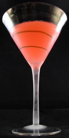 El Presidente Cocktail #1 Drink