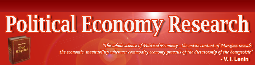 Political Economy Research
