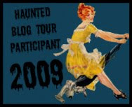 Mrs B's Haunted Blog Tour