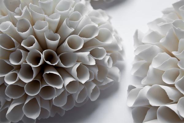Valeria Nascimento - Cones Installation Detail