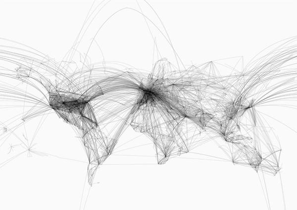 lx97 - Air Lines Print