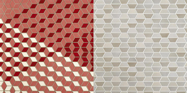 Heath Ceramics - Dwell Patterns Tile