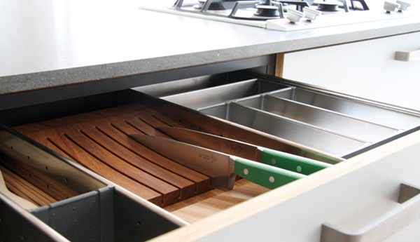 Henrybuilt - Drawer Detail