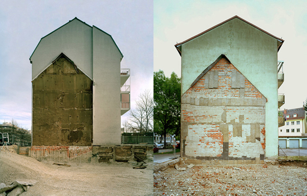 Marcus Buck - Restarchitektur Architectural Remains