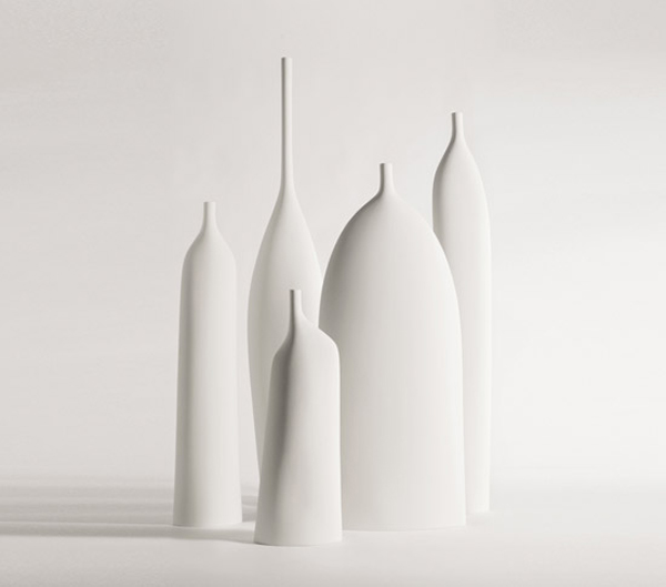 Kose Milano - Note Vases