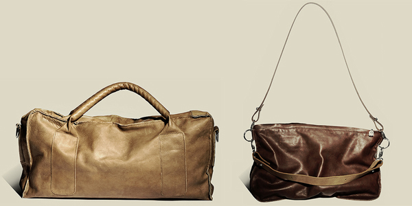 Ellen Truijen - leather handbags