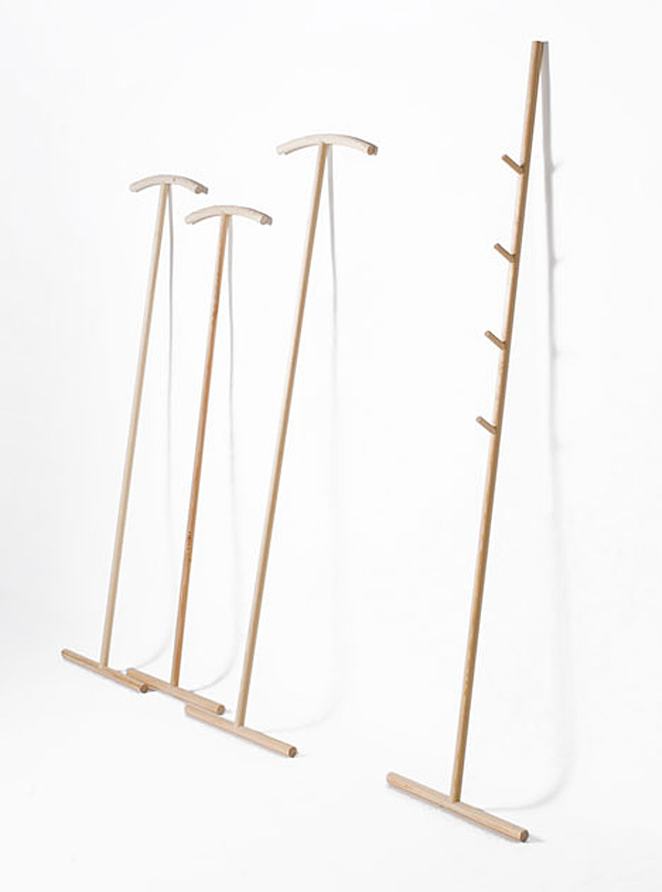 Johanna Dehio - Kleiderstiele clothing sticks
