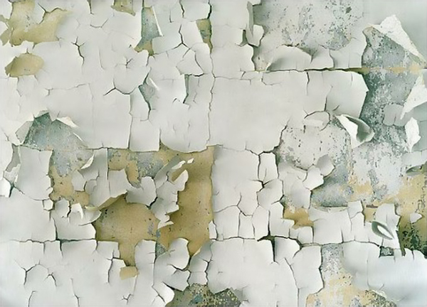 Frank Thiel - Stadt (peeling paint photos)