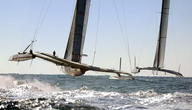 America's Cup - Harnessing the Wind with High Tech