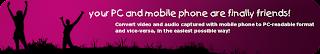 Mobile Media Converter en Ubuntu (3gp, mp3, AMR, AVI, etc)