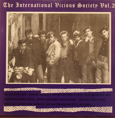 V.A. - THE INTERNATIONAL VICIOUS SOCIETY VOL. 2