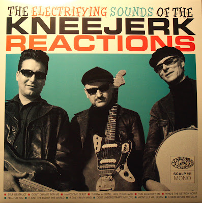 THE KNEEJERT REACTIONS - THE ELECTRIFYING SOUNDS OF THE KNEEJERT REACTIONS (2008)