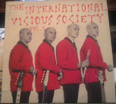 V.A. - THE INTERNATIONAL VICIOUS SOCIETY VOL. 4