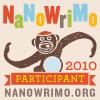 2010 NaNoWriMo Participant