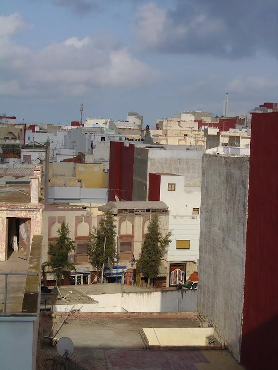 Les toits de El Hoceima