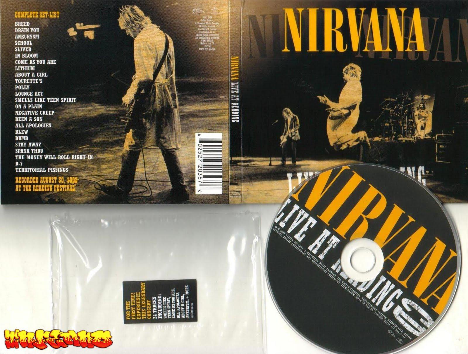 nirvana nevermind album download torrent