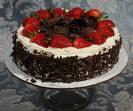 Шоколадова торта с ягоди!!!