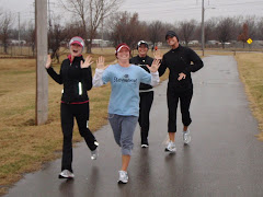Rainy Training Run