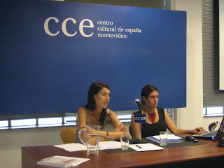Natalia Olascoaga y Sandra Garcia