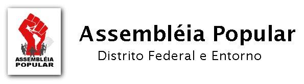 Assembléia Popular - DF e entorno