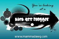 Kick Ass Blogger