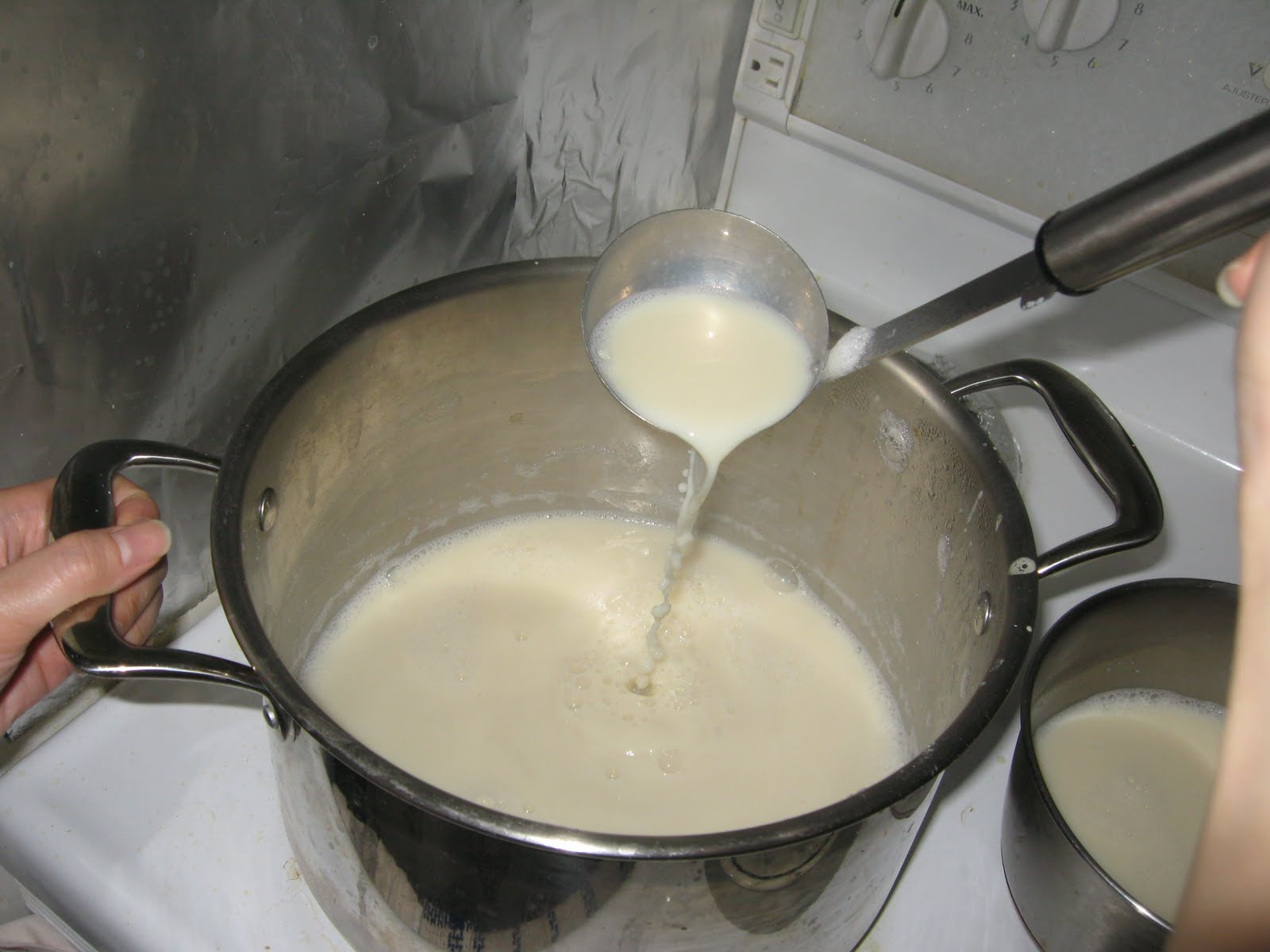to make soy milk why make your own soy milk organic homemade soy milk ...