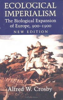 ecological imperialism the biological expansion of europe essay Essays on american environmental history nature transformed is  ecological  imperialism: the biological expansion of europe, 900-1900 cambridge new.