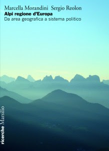 copertina  Alpi regione dEuropa finalista al Premio ITAS del Libro di Montagna 2011