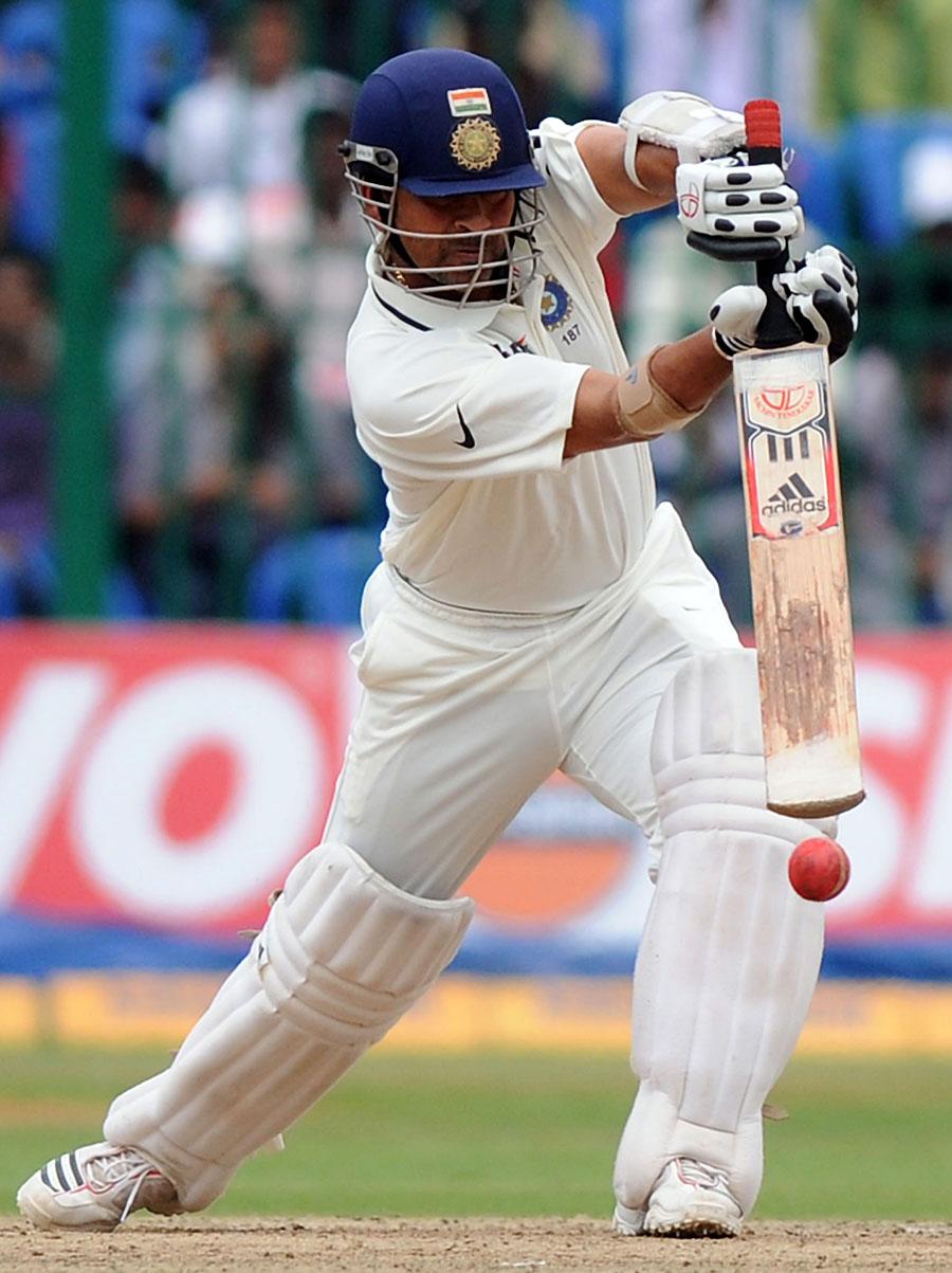 Sachin Tendulkar Batting Action - Viewing Gallery