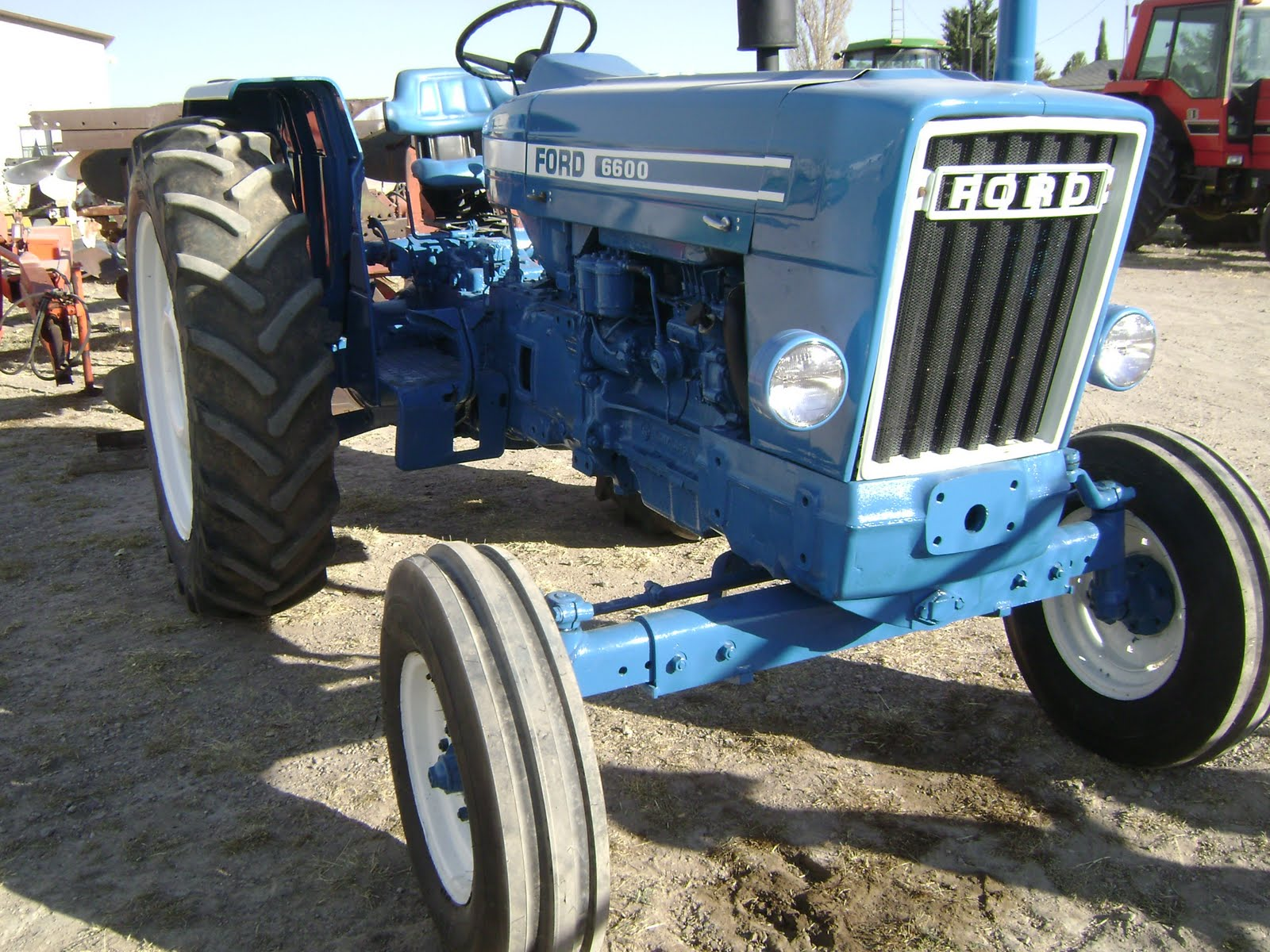 6600 Ford Tractor Parts Diagram : Ford tractor diagrams autos we
